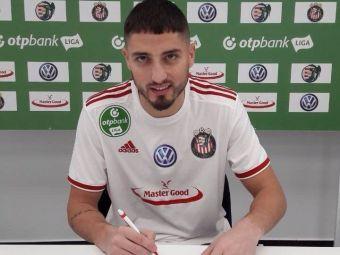 Aproape de un transfer important al carierei! Gicu Grozav, oferta de ultima ora de la un club din Ungaria