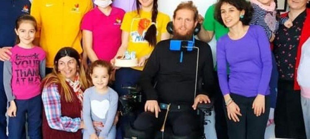IMPRESIONANT! Mihai Nesu, EROU pentru copii! Fostul fotbalist construieste cel mai mare complex din tara pentru a-i ajuta pe micutii cu dizabilitati