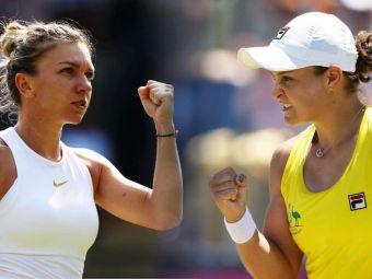 TRASEUL VIRTUAL al Simonei Halep la WTA Adelaide   Ce spune despre revenirea lui Darren Cahill in loja sa