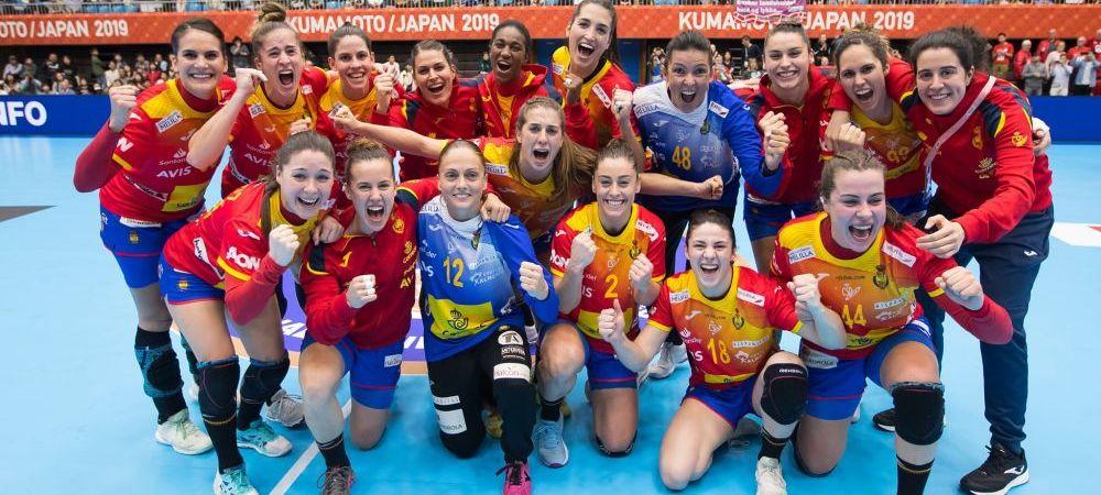 Spania a invins in ULTIMA SECUNDA pe Muntenegru! Ibericele castiga grupa Romaniei cu victorii pe linie!