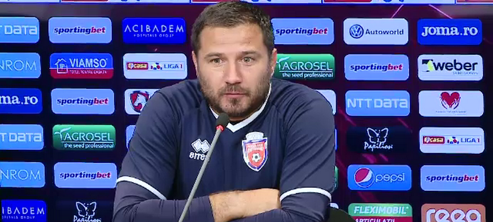 """Marius Croitoru, transant dupa meciul cu CFR Cluj:""""Daca nu plateau banii se amana meciul!"""". Ce spune despre victoria echipei sale"""