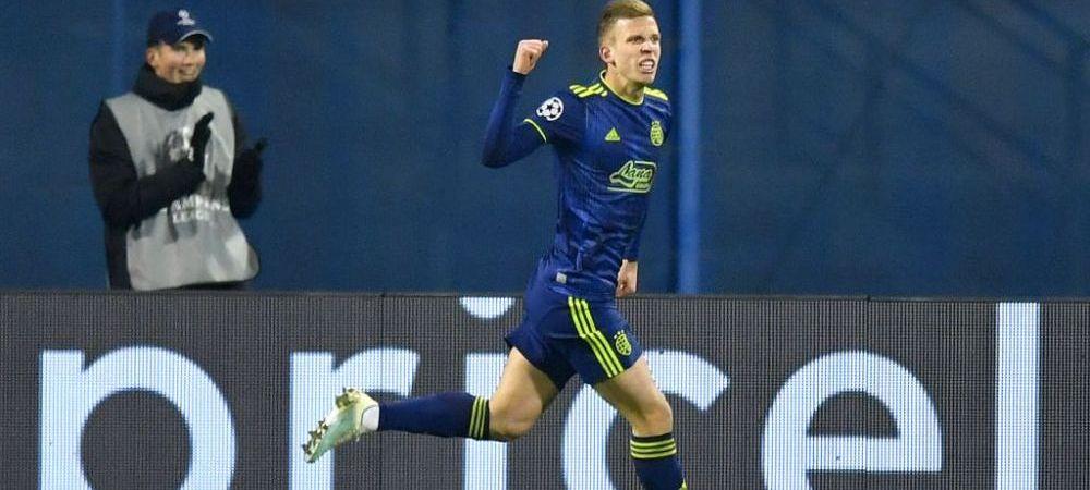 Gol SUPERB marcat de pustiul SENZATIE al lui Dinamo Zagreb! Ce lovitura a putut sa le dea celor de la Manchester City   VIDEO