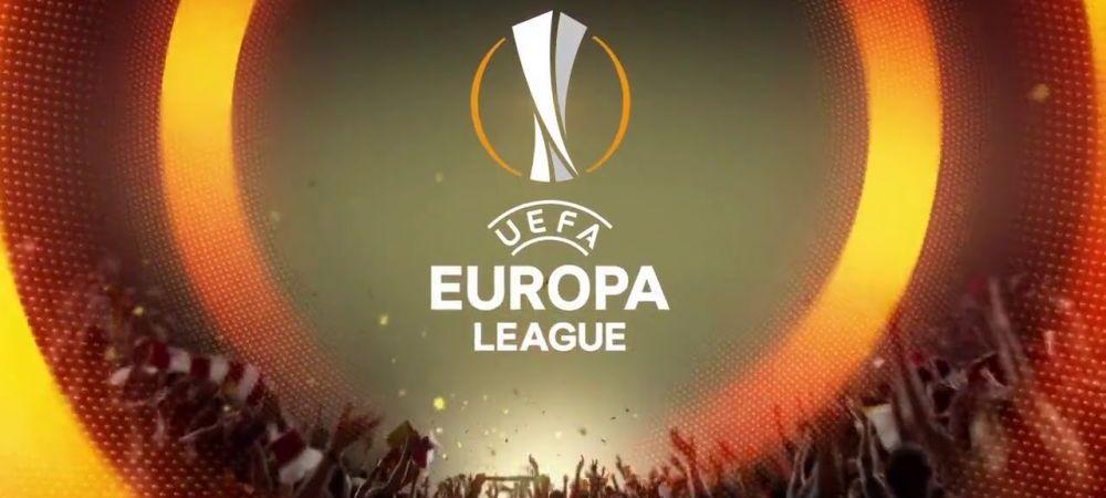 Echipele calificate in saisprezecimile Europa League! Cand are loc tragerea la sorti si cu cine poate pica CFR Cluj
