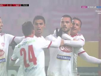 Nistor ELIMINAT, Dinamo a fost distrusa in doua minute dupa dubla lui Karanovic! Play-off in CEATA