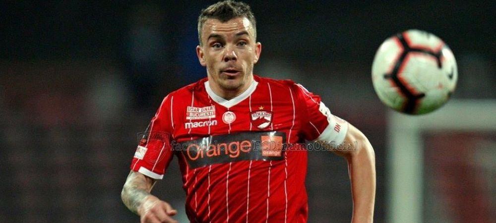 Ar fi surpriza anului in Liga 1! OFERTA NEASTEPTATA pentru Nistor dupa ce a anuntat ca pleaca de la Dinamo: merge sa se lupte la titlu