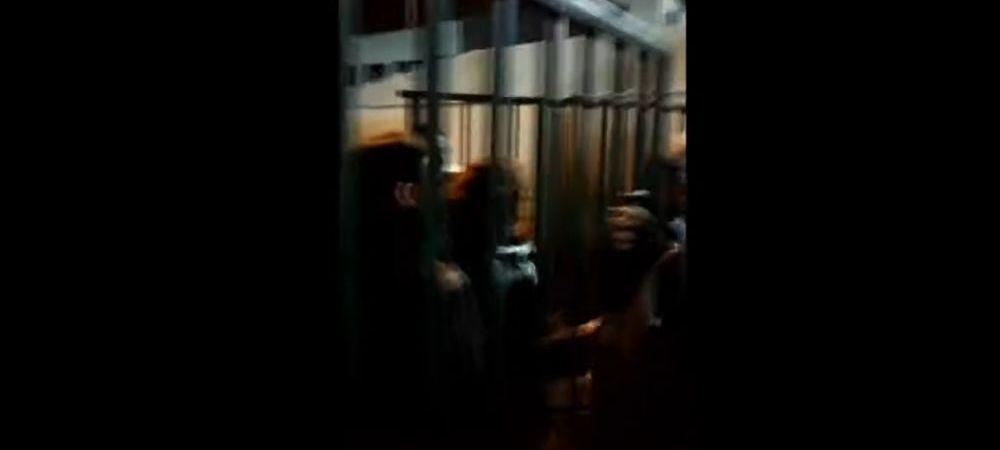VIDEO   MOMENTE TERIBILE pentru Roxana Maracineanu: ministrul Sportului din Franta, scos de pe stadion sub protectia politiei! Ce s-a intamplat