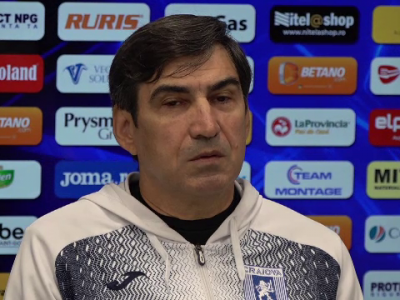 """Victor Piturca NU SE TEME de FCSB: """"Putem castiga cu orice echipa!"""" Ce spune despre venirea lui Nistor la Craiova"""