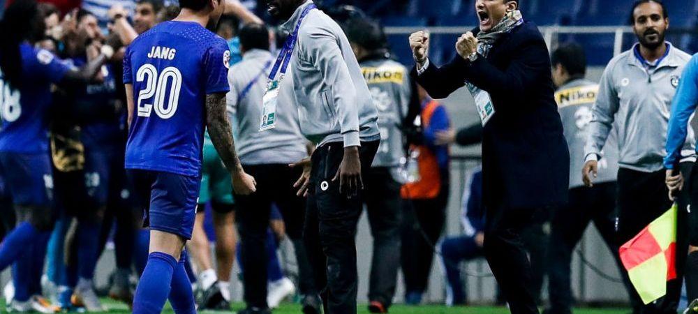 Prima reactie a lui Razvan Lucescu dupa o performanta istorica! Al Hilal, la un pas de marea finala cu Liverpool