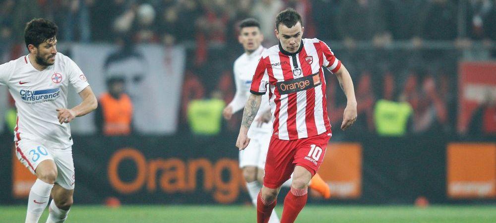 """Nistor, aproape de plecarea de la Dinamo: """"Stiu ce am de facut!"""" Ce se intampla in vestiar: """"Sunt unii care s-au distantat de noi! Nu dau nume acum!"""""""