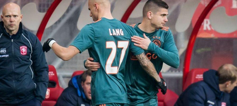 """Razvan Marin, FACUT PRAF in presa olandeza: """"O achizitie scumpa, un fotbalist mediocru!"""" Singura realizare a romanului la Ajax"""