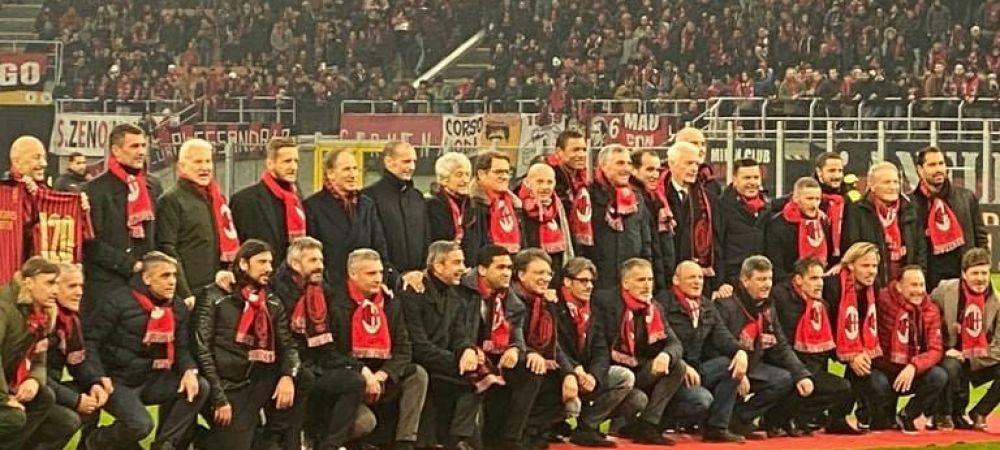 Aparitie DE SENZATIE a lui Cosmin Contra! Fostul selectioner, alaturi de legendele lui AC Milan de ziua lui de nastere