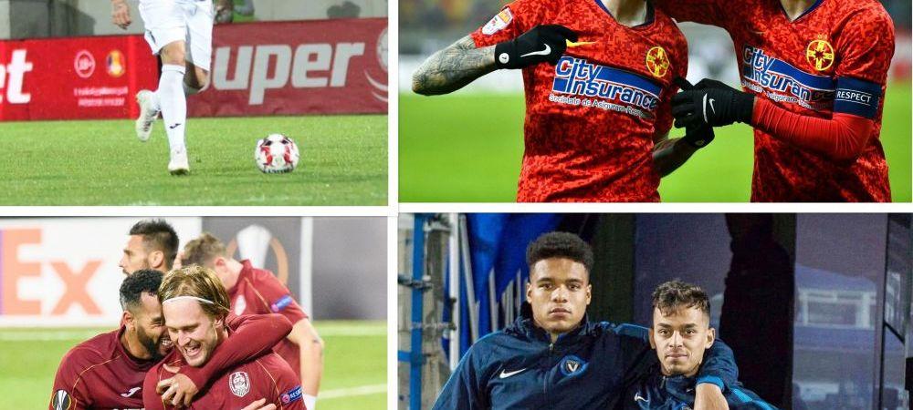 Football Fantasy Liga 1: cei mai buni jucatori din Romania si-au facut echipe! Asa arata All Star Game-ul din Liga 1! Care e echipa ta preferata?
