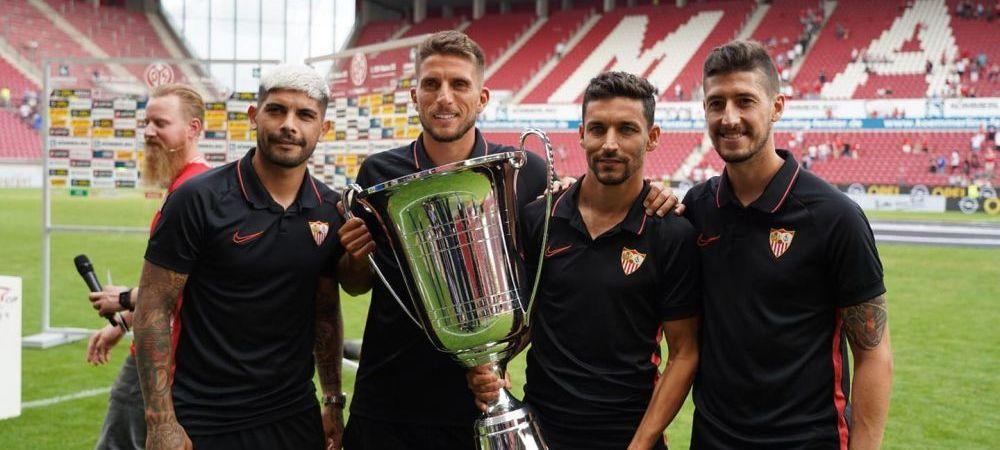 """Au sansa a 10-a in fata Sevillei! :)) CFR-istii, la pamant dupa tragere: """"Plecam cu sansa a 10-a, mai rau nu se putea. Era mai usor cu Manchester United sau Inter"""""""