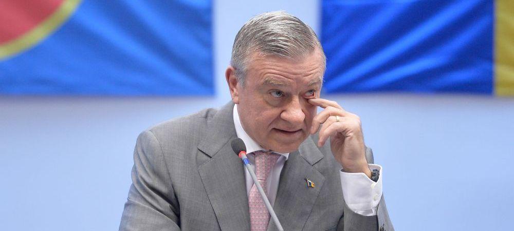 Raspunsul lui Mircea Sandu dupa declaratiile facute de Hagi! Ce spune fostul presedinte al federatiei despre holurile pline de bautura la echipa nationala