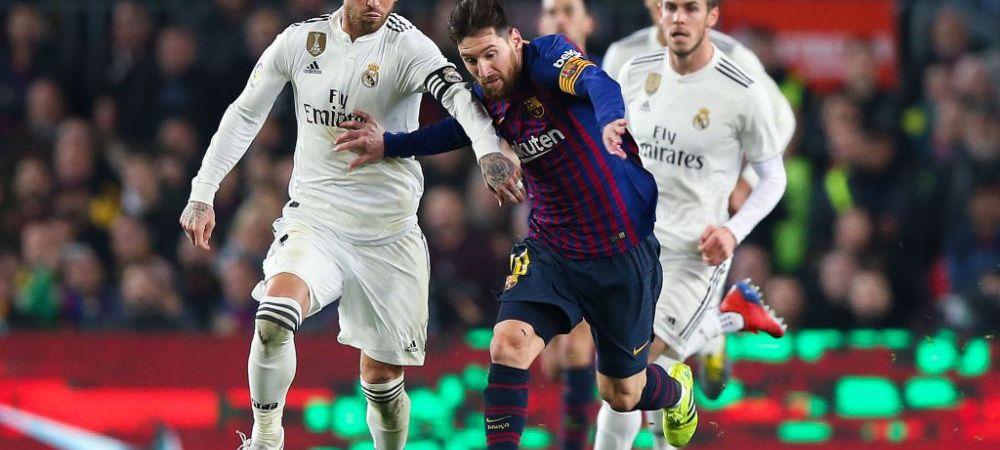 Barcelona si Real Madrid merg IMPREUNA la stadion! Cele doua echipe vor sta in acelasi hotel inainte de El Clasico
