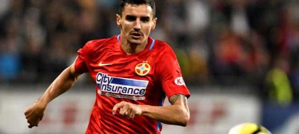 Revine la FCSB? Anuntul oficial facut de Lecce: ce se va intampla cu Benzar, unul dintre cei mai scumpi jucatori din istoria clubului
