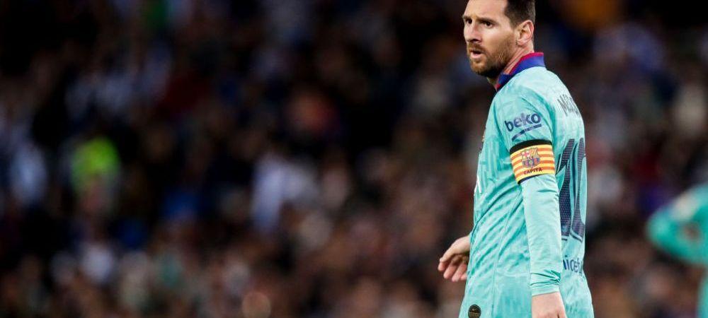 """Interviu DE SENZATIE cu Lionel Messi, inainte de El Clasico! Argentinianul a vorbit despre Real Madrid: """"Zidane stia cand s-a intors ca cele trei Ligi castigate nu mai conteaza!"""""""