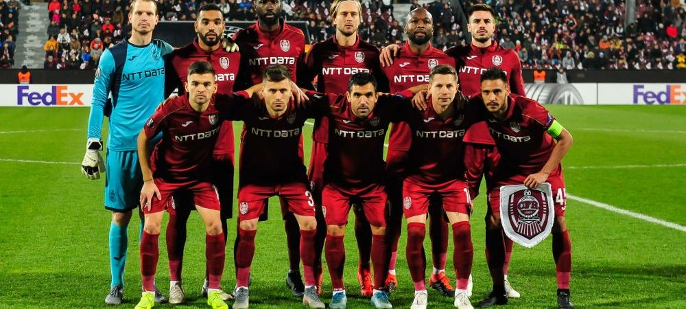In 2019, CFR Cluj a jucat 68 de meciuri, dar nu detine recordul de partide jucate! Ce echipa romaneasca are cele mai multe meciuri intr-un an calendaristic