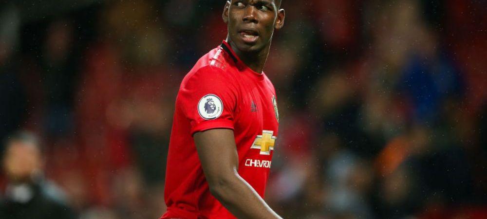 VIDEO FABULOS   Manchester United a zis ca e bolnav, dar adevarul pare sa fie altul! Cum a fost suprins Pogba