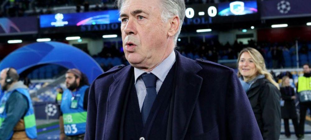 Salariu URIAS pentru Ancelotti la Everton! Cati bani primeste pe minut pentru incercarea de a salva echipa de la retrogradare