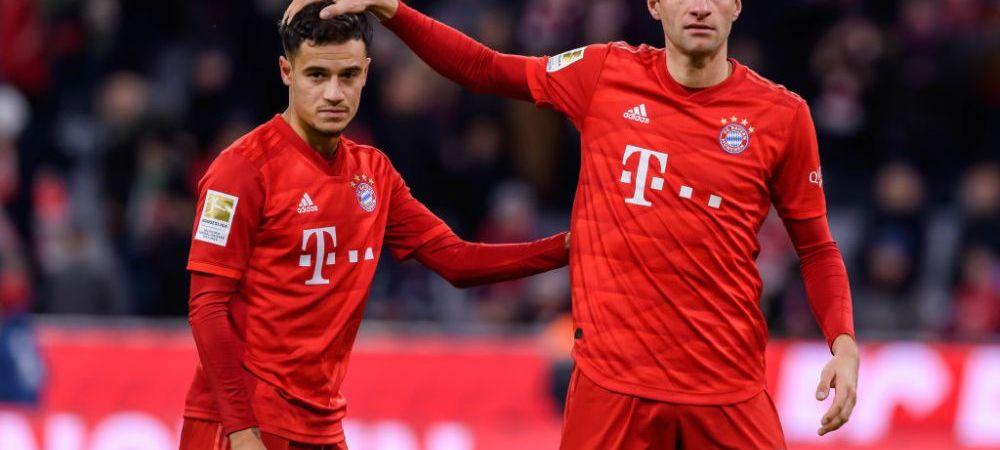 Coutinho nu joaca in echipamentul original la Bayern! Motivul este unul INCREDIBIL