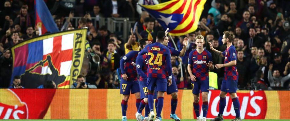 """""""Daca esti Barca si joci acasa, trebuie sa castigi!"""" Un jucator al Barcelonei, critici dure la adresa coechipierilor! Ce a spus acesta dupa remiza cu Real Madrid"""