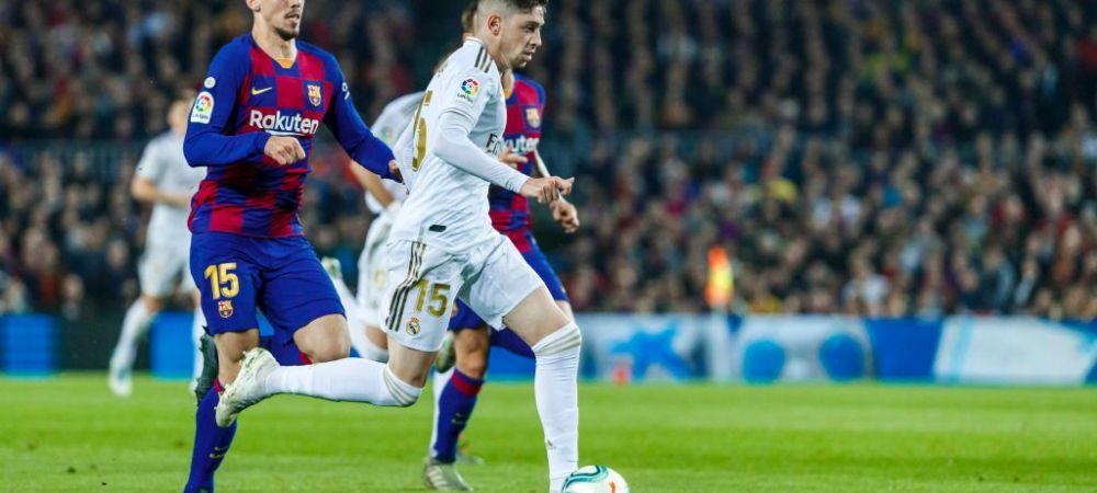 Zidane, cucerit de un pusti dupa El Clasico: el ii ofera postul de titular, Real i-a stabilit clauza de reziliere la 500 de milioane de euro