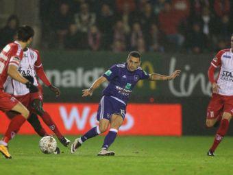 """""""Stanciu, una dintre cele mai mari greseli din istoria clubului!"""" Anderlecht, facuta praf de presa belgiana"""