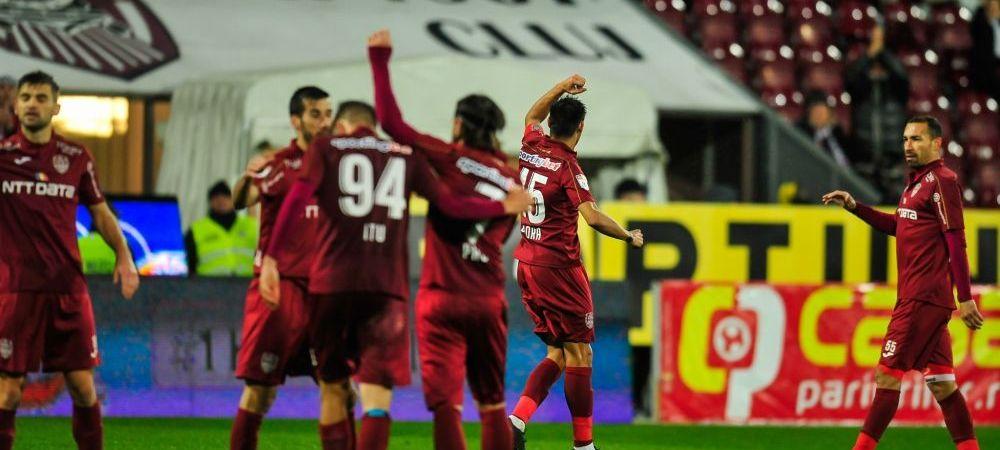 FC VOLUNTARI - CFR CLUJ 0-4 | CFR se dezlanutie la Voluntari si este campioana de toamna! Voluntari, prestatie modesta! FAZELE