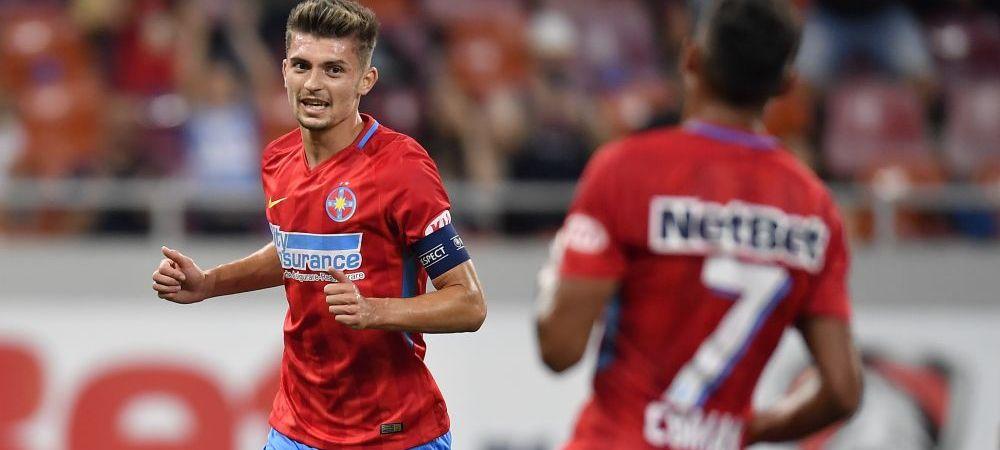 """FCSB - Craiova 2-0   """"Nu ne asteptam sa prindem play-off-ul!"""" Ce spune Florin Tanase dupa victoria cu Craiova! Declaratii surprinzatoare ale capitanului ros-albastrilor"""