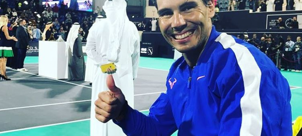 VIDEO | CUM L-A ENERVAT NADAL PE TSITSIPAS si ce-a facut grecul cu racheta | Novak Djokovic a facut SHOW: lovitura NEMAIVAZUTA la fileu