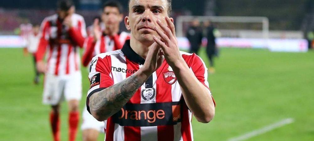 """Un jucator de la Dinamo a dat verdictul: """"Cred ca Dan merita sansa de a pleca."""" Ce spune despre transferul lui Nistor"""