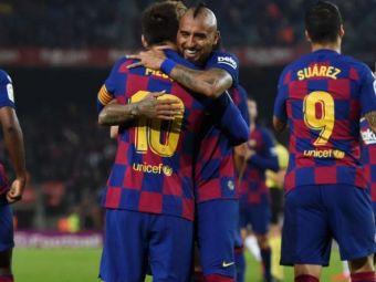Primul jucator care ar putea pleca de la Barcelona! Se poate duela cu Ronaldo pentru titlul de campion in Italia! Ce club il vrea