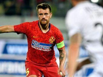 Becali a facut anuntul: Pintilii nu va mai juca la FCSB! Ce se intampla cu mijlocasul