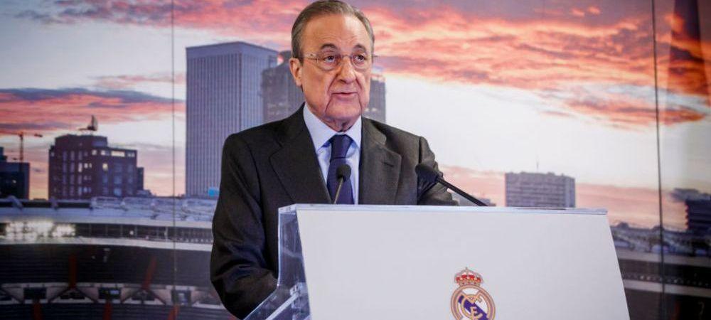 Florentino Perez pregateste bomba anului 2020! Presedintele galacticilor are un nou preferat! Renunta la Mbappe si vrea sa aduca pe Bernabeu al doilea cel mai valoros jucator din lume