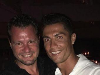 """Marius Niculae dezvaluie ce i-a adus succesul lui Ronaldo! """"De mic zicea asta, uite ca s-a impus!"""" Cum l-a urecheat romanul"""