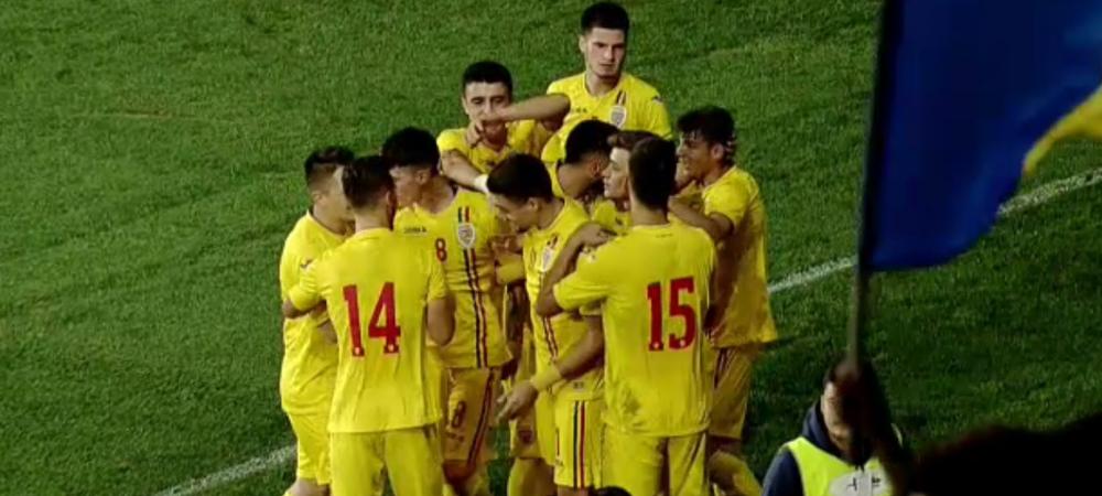 """""""Familia U21 inca exista. Vom fi la Euro!"""" Declaratii superbe ale unui jucator! Cu cine se lupta nationala de tineret pentru un loc la Campionatul European din 2021"""