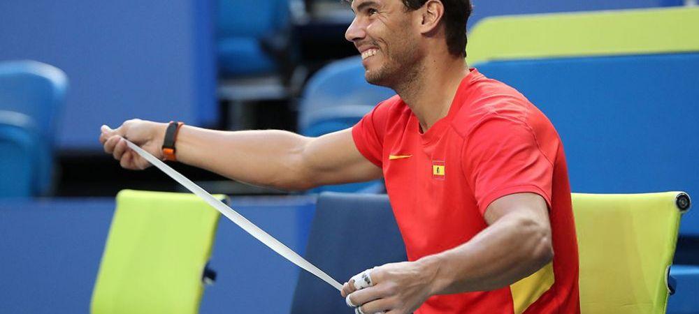 SHOW MUST GO ON | Nadal si Djokovic au ajuns in Australia pentru competitia care pune la bataie 15 MILIOANE DE DOLARI