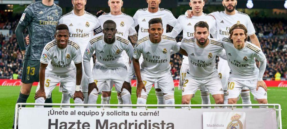 L-AU BLINDAT! Real Madrid i-a prelungit contractul unuia dintre cei mai IMPORTANTI JUCATORI! Ce super-vedeta ramane pe Bernabeu