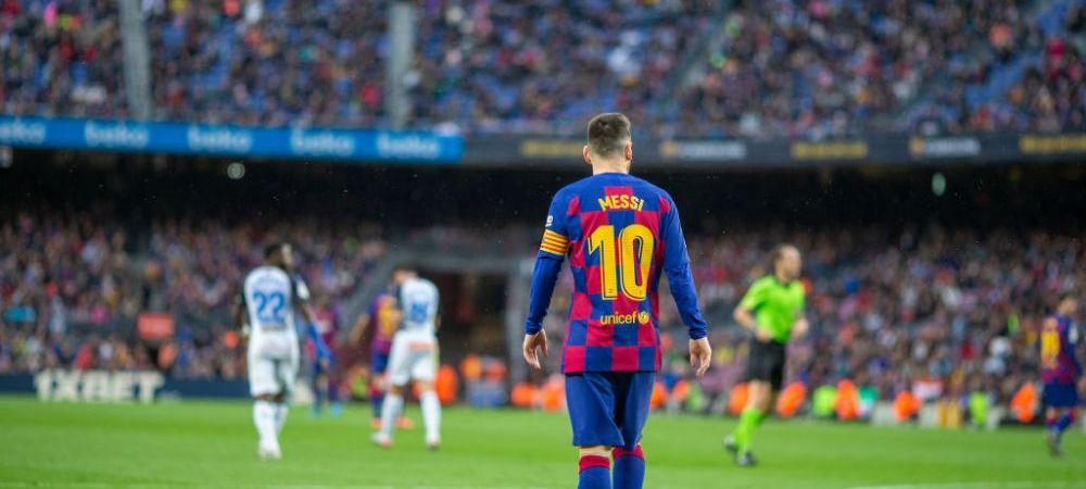 OARE UNDE SE OPRESTE? 20 de provocari pentru Messi in 2020! Argentinianul are noi recorduri de doborat