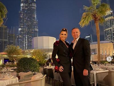 Anamaria Prodan, surpriza de MILIOANE de la Reghe in Dubai! Ce cadou i-a facut in ultima zi din 2019