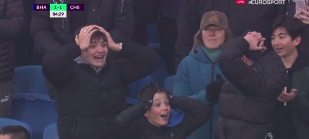 Tot stadionul si-a pus MAINILE IN CAP! Golul FABULOS care a inghetat-o pe Chelsea!!! Cum a marcat iranianul Jahanbakhsh