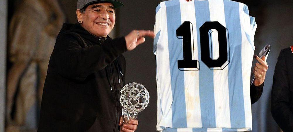 Surpriza TOTAL NEASTEPTATA! Maradona revine ca selectioner! Ce nationala este aproape sa preia argentinianul