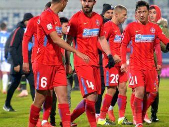 ULTIMA ORA | E OUT DE LA FCSB! Gigi Becali a inceput curatenia! Primul jucator care si-a reziliat contractul