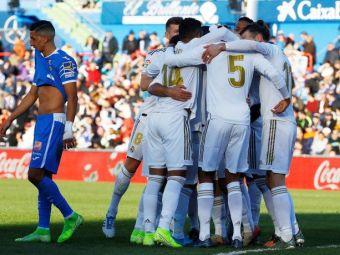 Gafa INCREDIBILA care a dus la golul lui Real! Interventia INEXPLICABILA a portarului de la Getafe in fata lui Varane