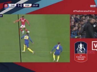 VAR-ul socheaza din nou! Pana si fanii lui Chelsea au fost scandalizati, desi decizia i-a avantajat! Ce se intampla la aceasta faza