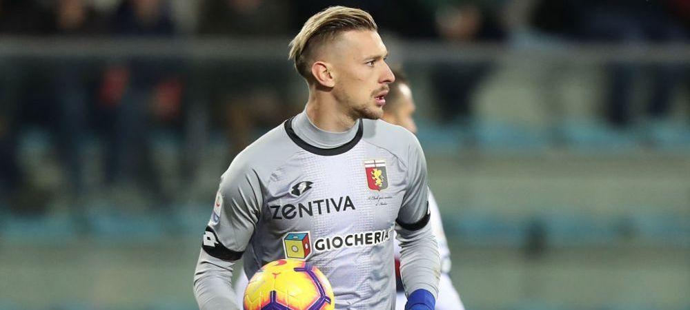 """""""S-au primit prea multe goluri!"""" Vestea care ii da Shut Down lui Ionut Radu! De ce l-a uitat antrenorul celor de la Genoa pe banca de rezerva! Cum isi explica tehnicianul decizia"""