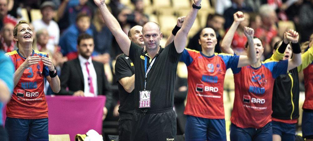 ULTIMA ORA | Tomas Ryde e OUT de la nationala de handbal feminin a Romaniei! Cine ii va lua locul