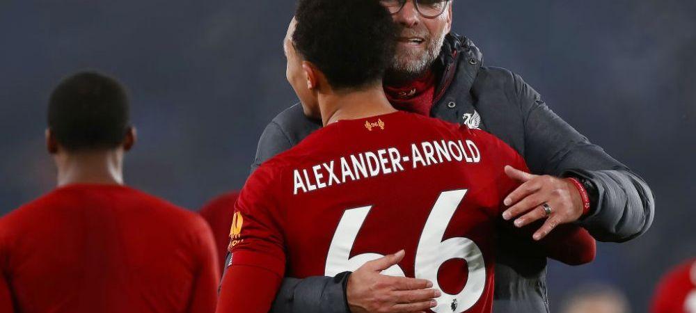 Alexander-Arnold si Sir Alex Ferguson ar fi putut fi rude! Cum putea BIJUTERIA lui Liverpool sa ajunga la Manchester United si motivul FABULOS pentru care a refuzat