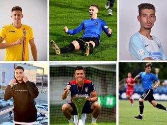 """10 pusti din Liga 1 de urmarit in 2020: """"Messi"""", """"Neymar din Balcani"""", doi jucatori ai FCSB, pariurile lui Hagi si """"pitbull""""-ul lui Dinamo"""
